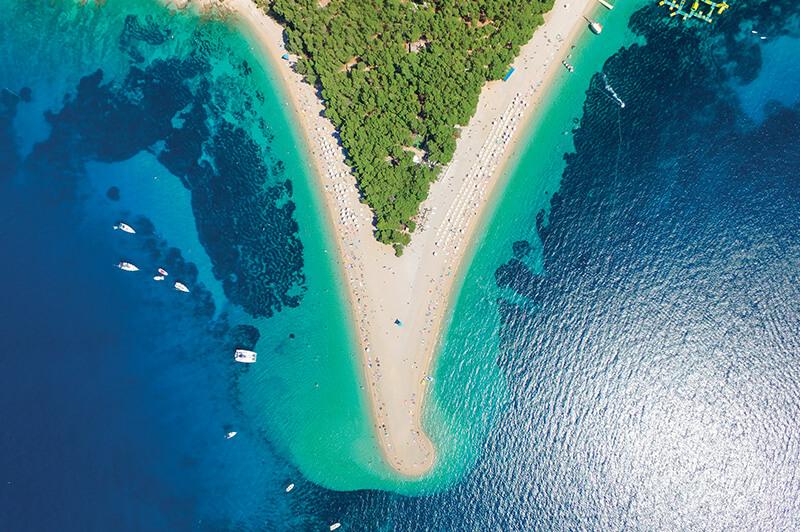 Vapnenac s otoka Brača